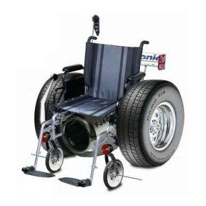 jet-powered wheelchair