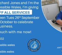 20% off services until the end of October