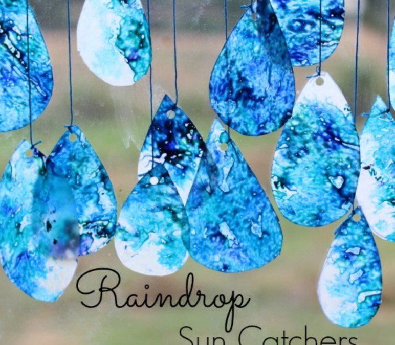 raindrop sun catchers
