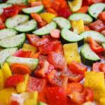 mixed Italian veggies