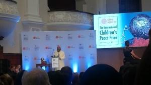 International Children's Peace Prize 2018