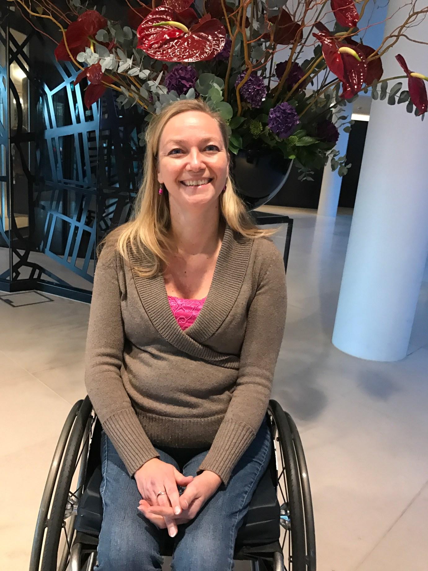 Melanie - Hospitality Industry Accessibility Advisor