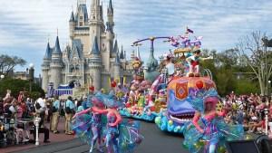 disneyworld parade orlando