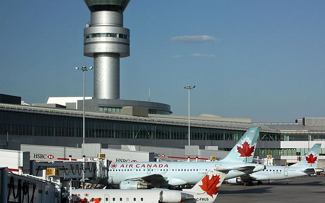 toronto airport canada