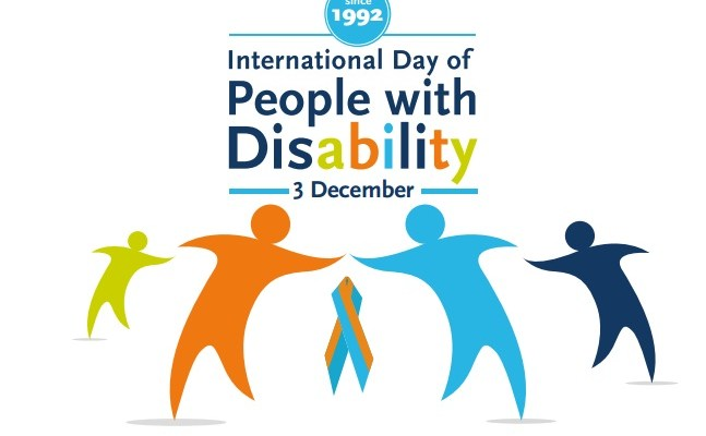 3 dec disability rights day
