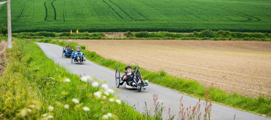 handbike belgium