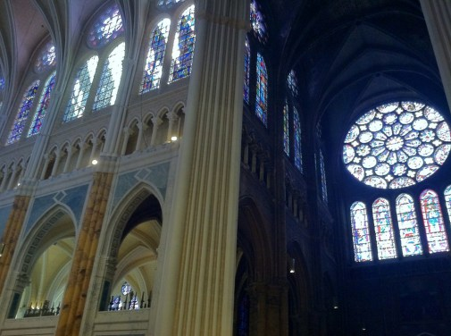 cathedral chartres france