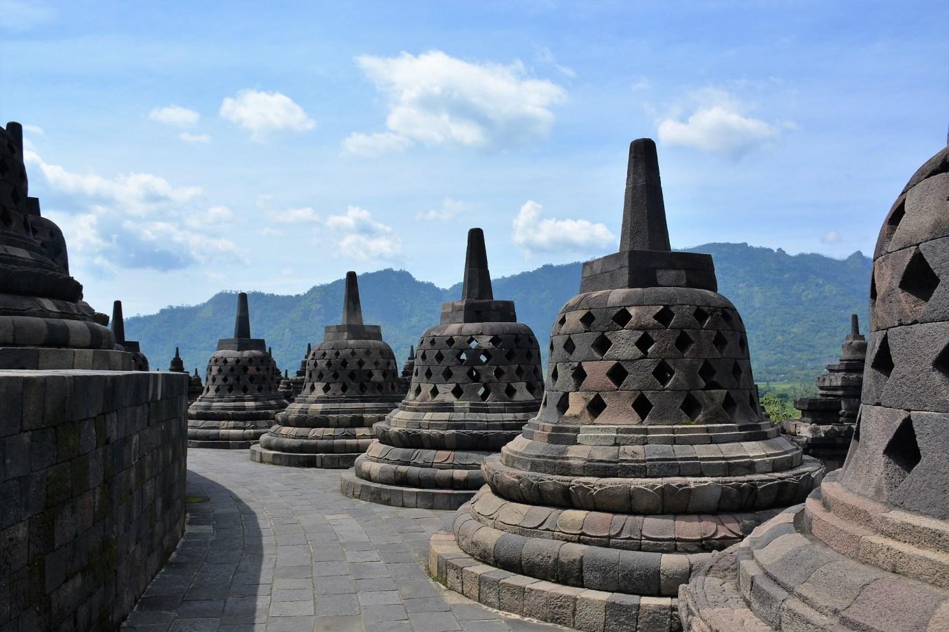 Borobudur Indonesia accessible