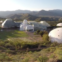 Biosphere 2 in Arizona, United States