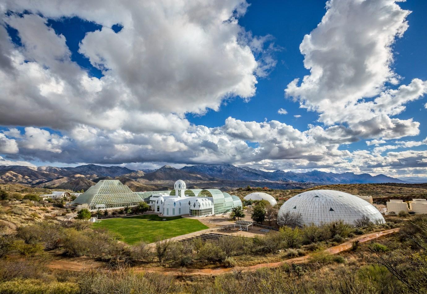 biosphere clouds