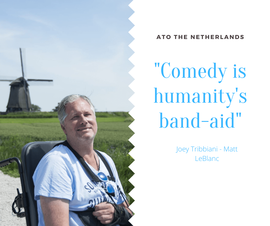 International Day Persons with Disabilities quote Niels