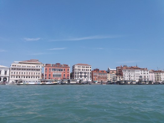 water taxi venice italy