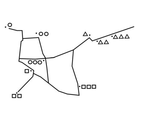 city map tactile