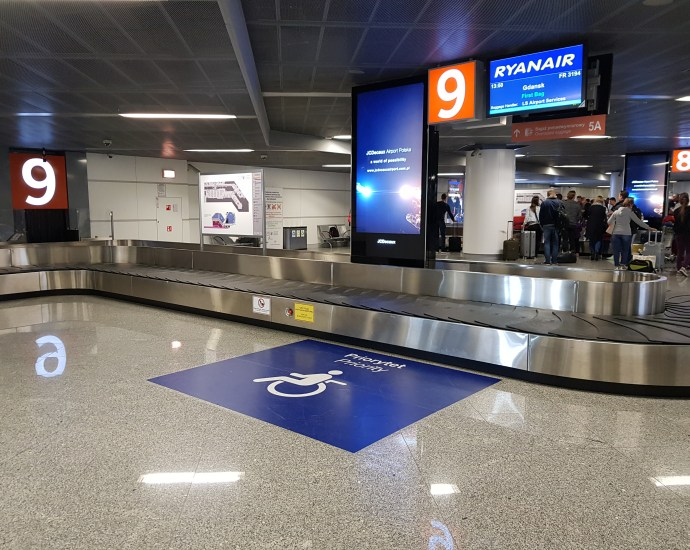 airport accessibility