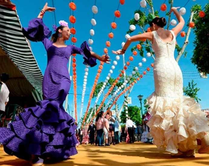 Feria de Abril Sevilla Spain