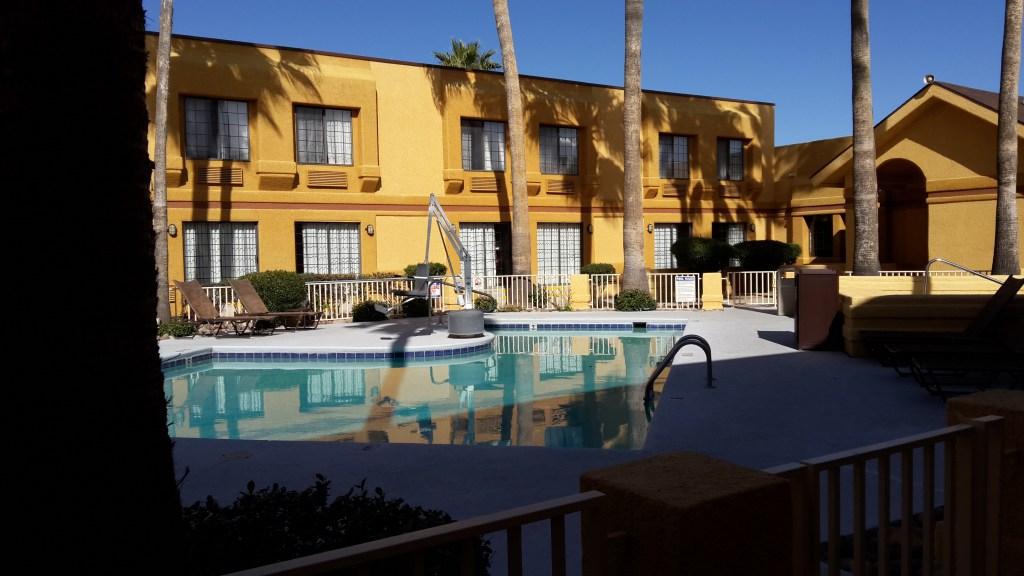 pool lift hotel tucson AZ USA