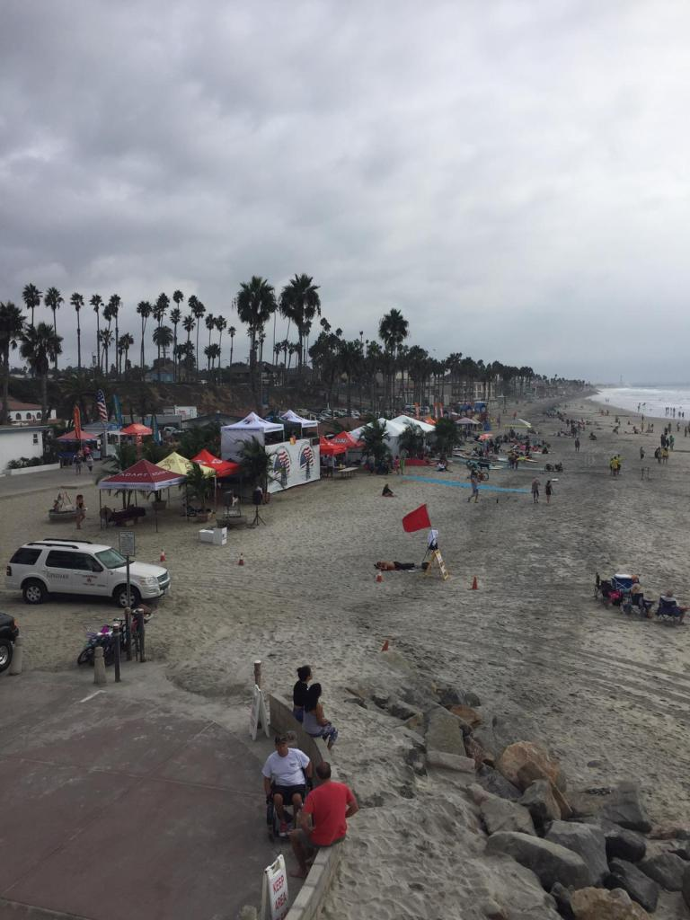 US open adaptive surfing championships