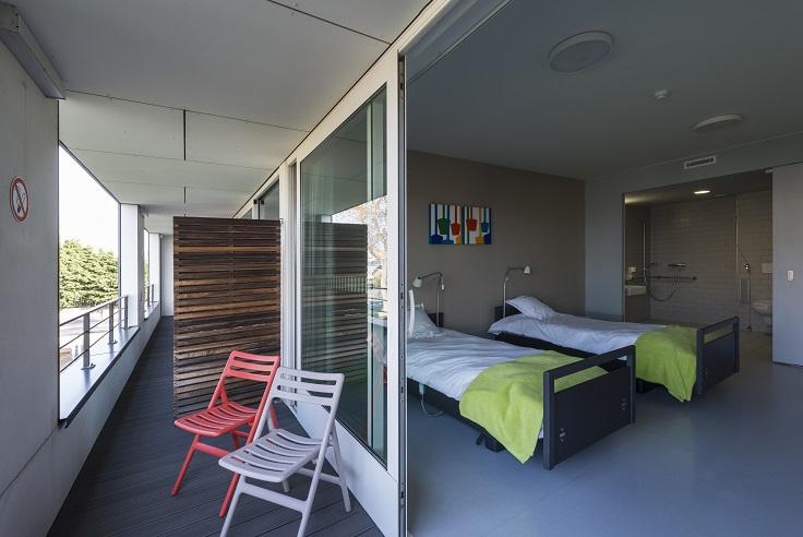 Hotel Middelpunt in Belgium