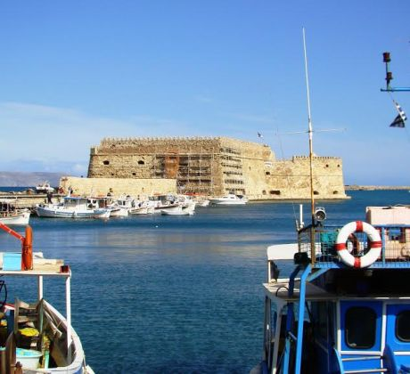 HERAKLION Crete