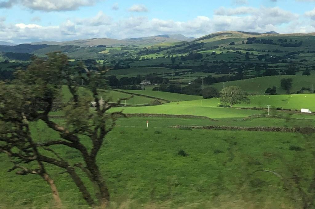 United Kingdom landscape