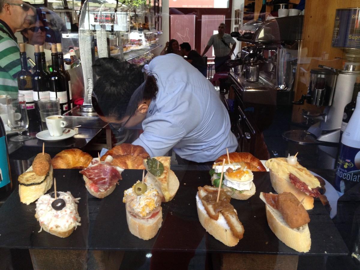 tapas spain food tour