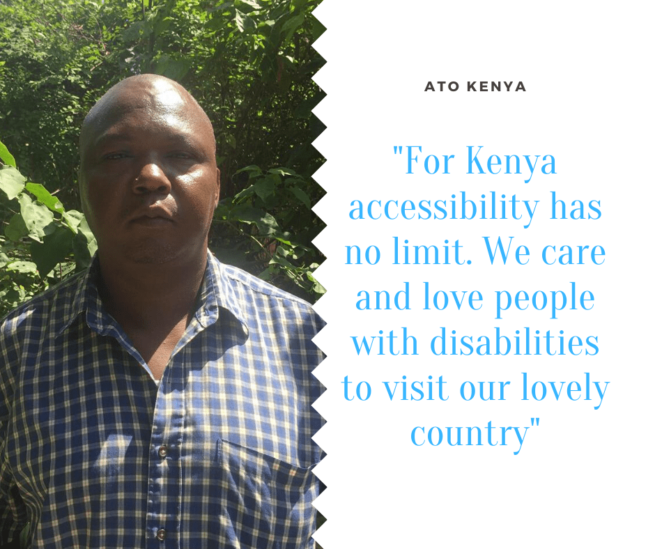 International day persons disabilities quote Maurice
