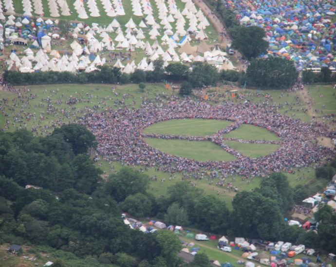 glastonbury festival uk