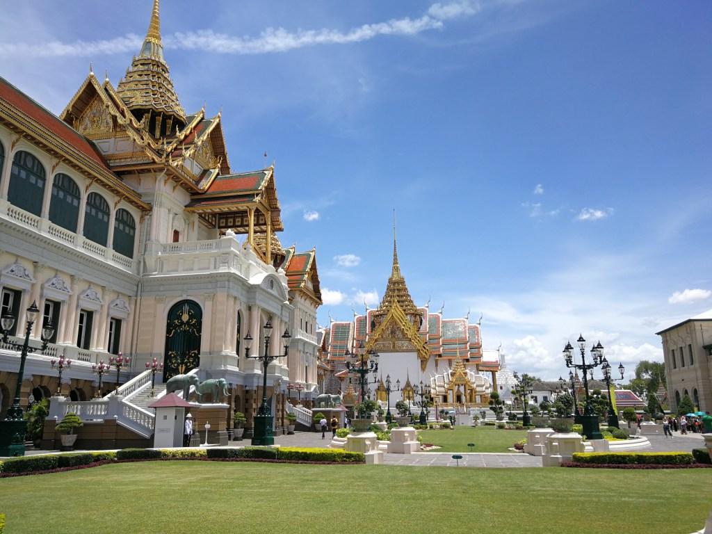 bangkok palace thailand