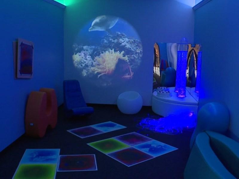 Fun and Function sensory room