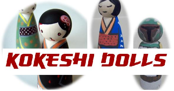 Kokeshi Dolls: Summer Reading: Teen program