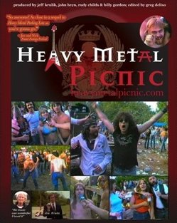 """Movies On the Big Screen — """"Heavy Metal Picnic """" Sunday June 19"""