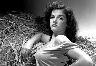 "Movies On the Big Screen (MOBS) – See Jane Russell in ""The Outlaw"" July 10"