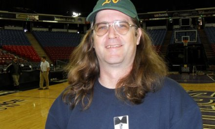 Meet the Listen Up! Sacramento Crew: Cameraperson & Audio Assistant, Jim Bailey
