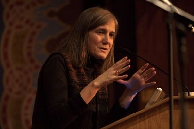 Amy Goodman in Sac-Town – Media Edge Sunday 8 PM Channel 17 By Randy Van Dalsen
