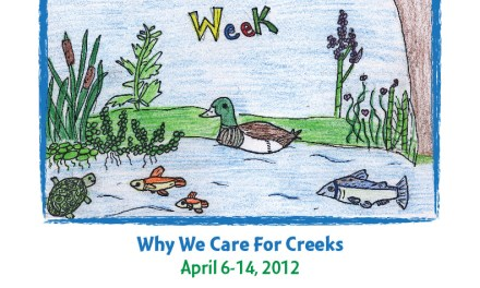 Be Part of Creek Week 2012!