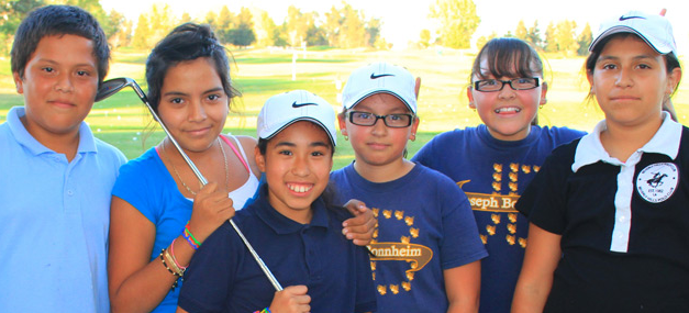 Free golf lessons offered to Sacramento youth