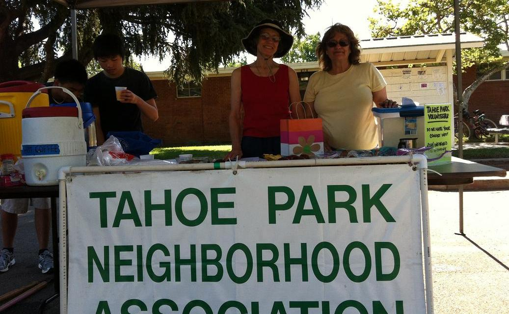 VIDEO: Tahoe Park Clean Up Day
