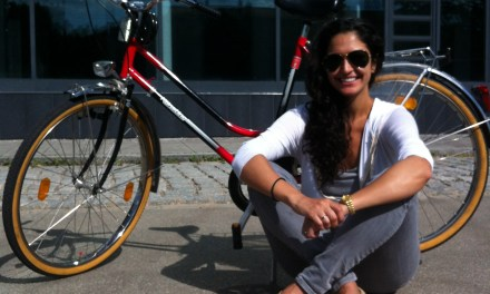 First hand experience, second hand bike