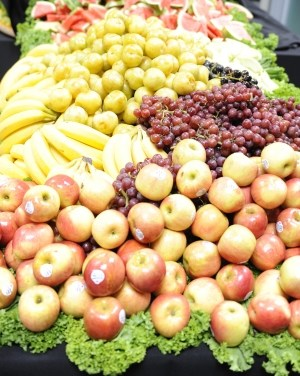 More Fruits and Vegetables at School