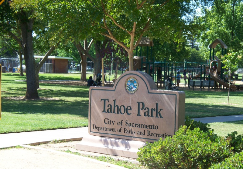 VIDEO: Tahoe Park Clean Up