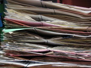 Paperwork isn't really everyone's favorite thing in the world, but for seniors it's important.