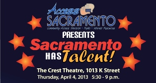 """""""Sacramento Has Talent"""" is Off to a Great Start in 2013"""