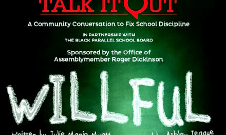 "Talk It Out presents ""Willful"""