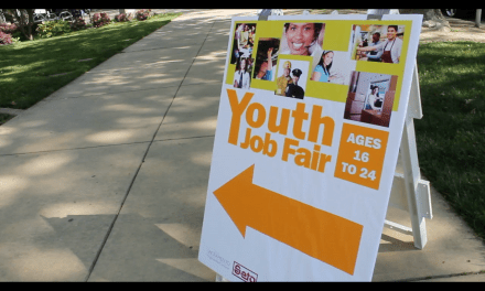 VIDEO: Youth Job Fair Training Invaluable To Future Employees