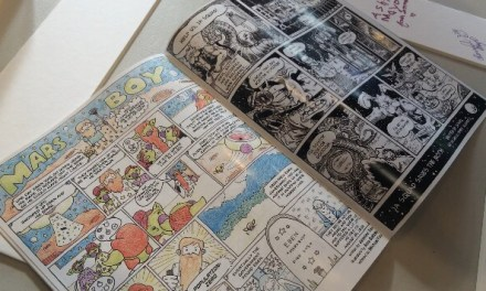 VIDEO: 916 Ink Makes Comics Program Brings Young Authors' Imagination to Life
