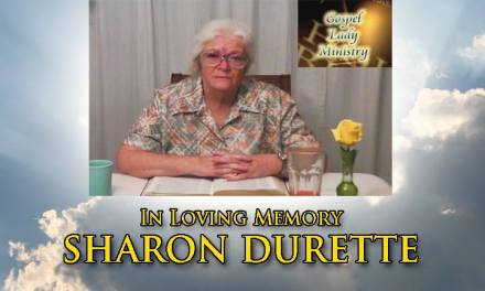 "Access Sacramento TV's ""The Gospel Lady"" Sharon Durette Passes"