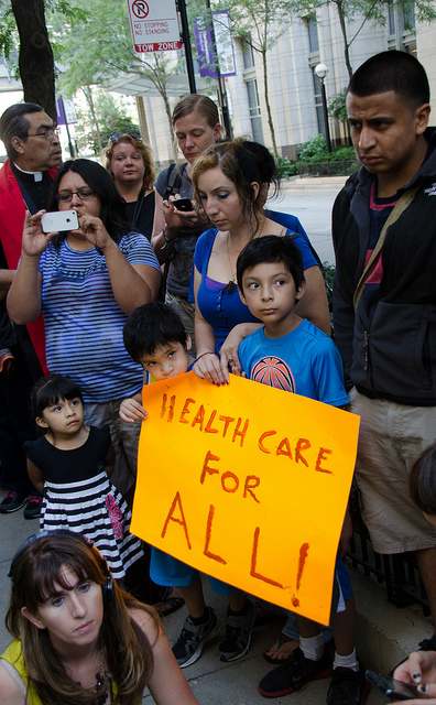 The Great Debate: Undocumented And Fighting For Healthcare