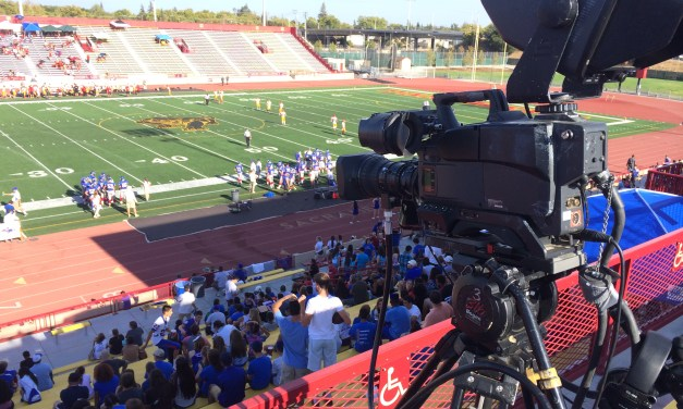 VIDEO: Jesuit Football Victorious Over Christian Brothers in Sac's Holy Bowl