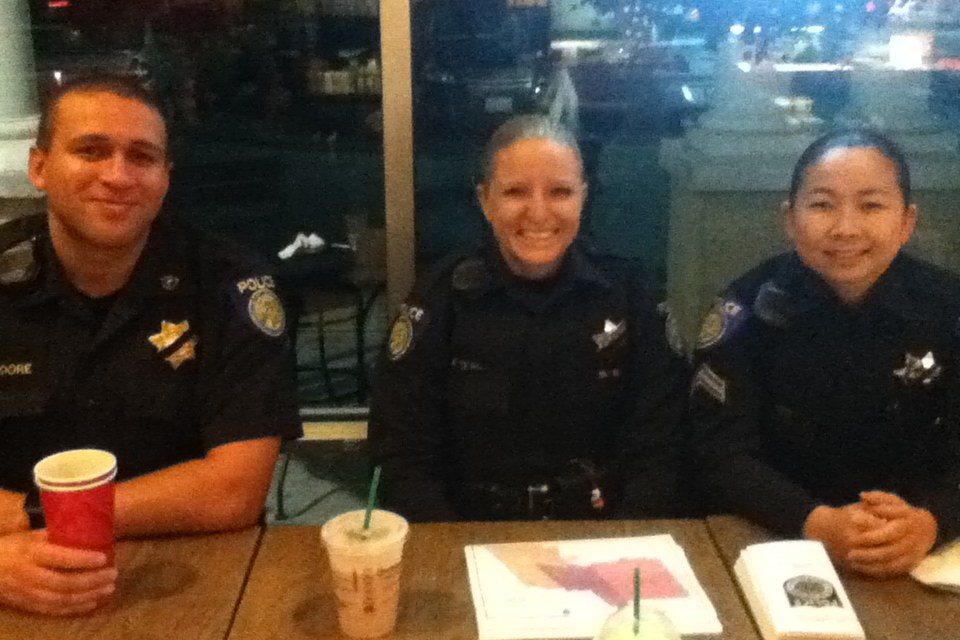 Cops & Coffee, together we can!