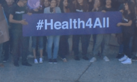 Health4All Gets Support At Supervisors Meeting